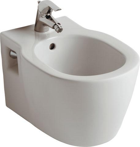 IS Wandbidet Connect 1 Hl. 360x540x305mm Weiß