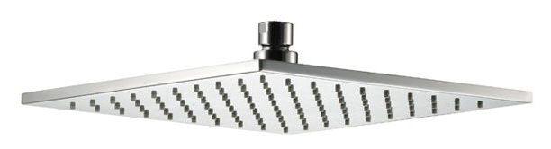 HSK Kopfbrause Eckig, flach - 300x300 mm