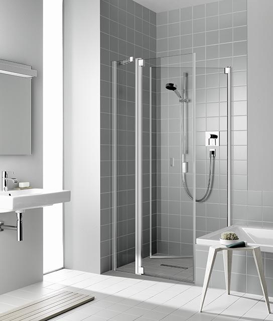 Kermi Seitenwand Raya TBL 0800x 2000 BV: 770-800 SIHG ESG Opaco Clean