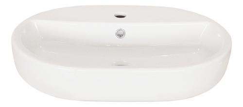 Thielsch Badkeramik Aufsatzwaschtisch oval