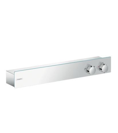 HG Thermostat Universal ShowerTablet 600 2 Verbraucher DN15 chrom