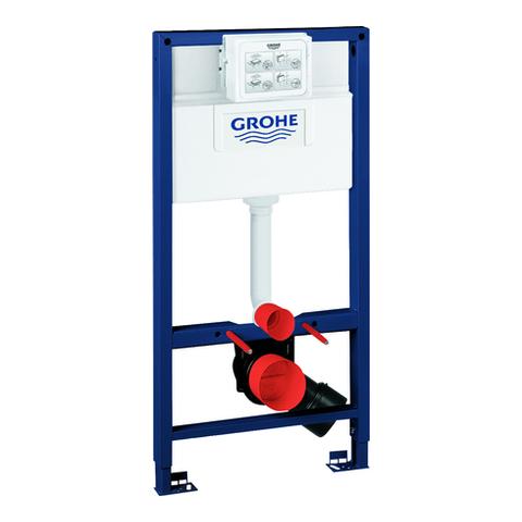GROHE WC-Element Rapid SL 38525_1 Bauhöhe 1,00m mit Spülkasten 6 - 9 l