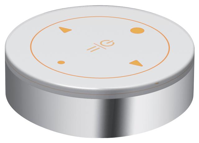 GROHE Pre-Set Paneel 45983 für digitale WT-Batterien moon white