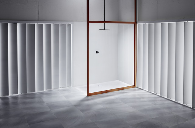 Bette Floor Side - 1200x800 mm Manhattan (002) inkl. Antirutsch exkl. Wannenträger