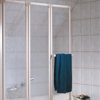 HSK Prima Badewannenaufsatz inkl. Handtuchhalter - 1268 mm