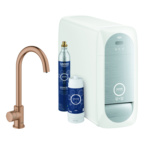GROHE Starterkit GROHE Blue Home Mono