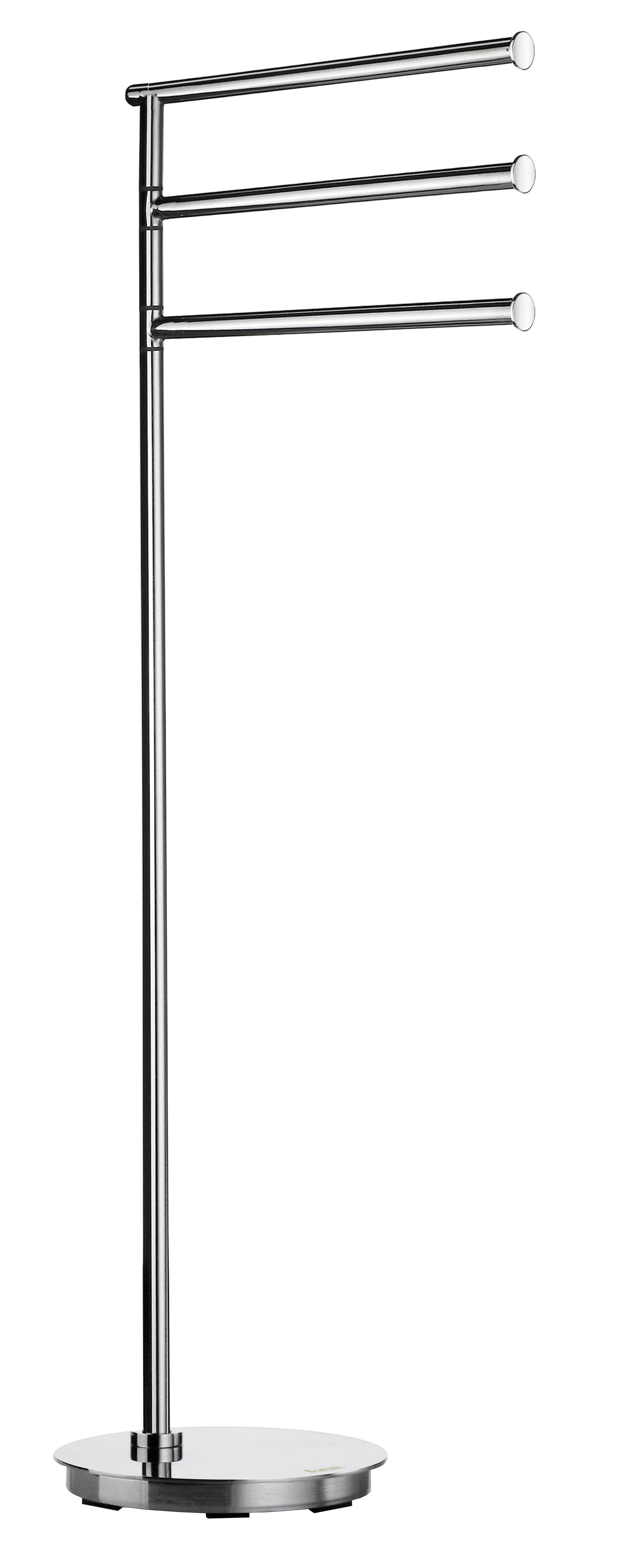 SMEDBO Outline Lite Badetuchhalter, rund