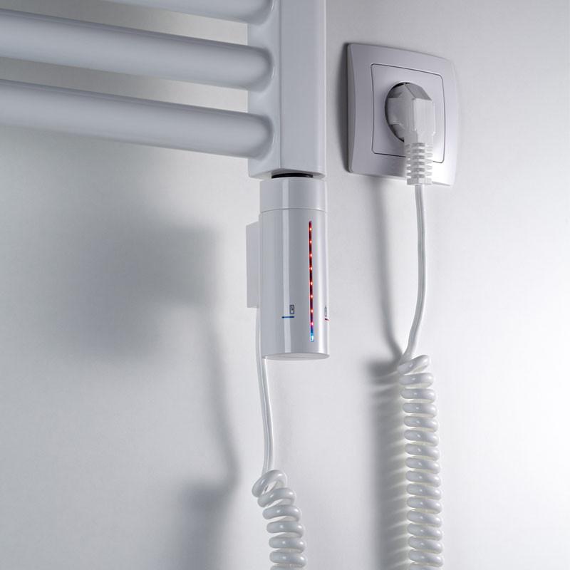 HSK Heizstab IP44 - 900 Watt Silber