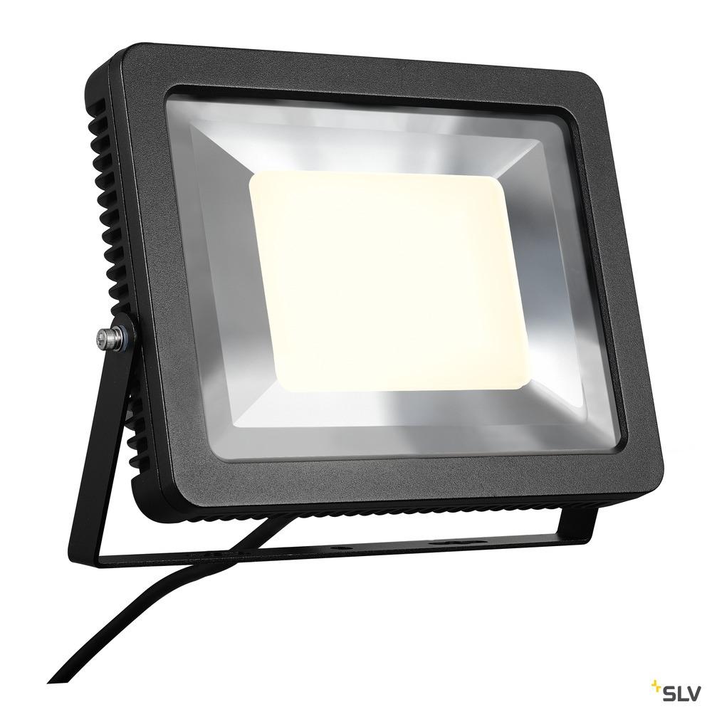 ARDO Strahler, eckig, 60W, schwarz, 3000K LED