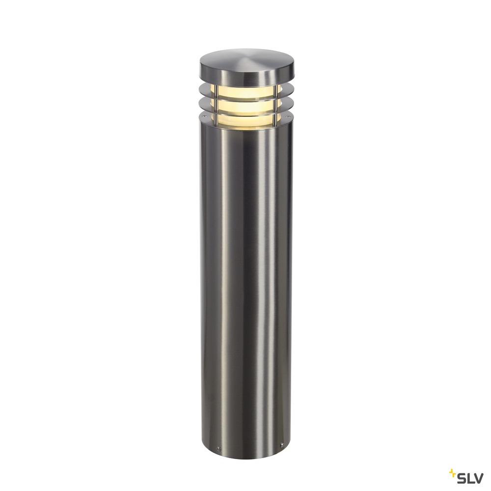 VAP 70, Outdoor Standleuchte, TC-HSE, IP44, rund, edelstahl 304, Ø/H 16/70 cm, max. 23W