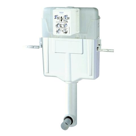 GROHE WC-Spülkasten 38661 Wandeinbau 6-9l einstellbar Start/Stopp o. 2 Mengen