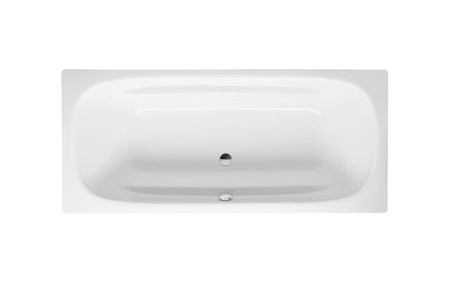 Bette Duo - 1800×800 mm Weiß exkl. Antirutsch exkl. Wannenträger