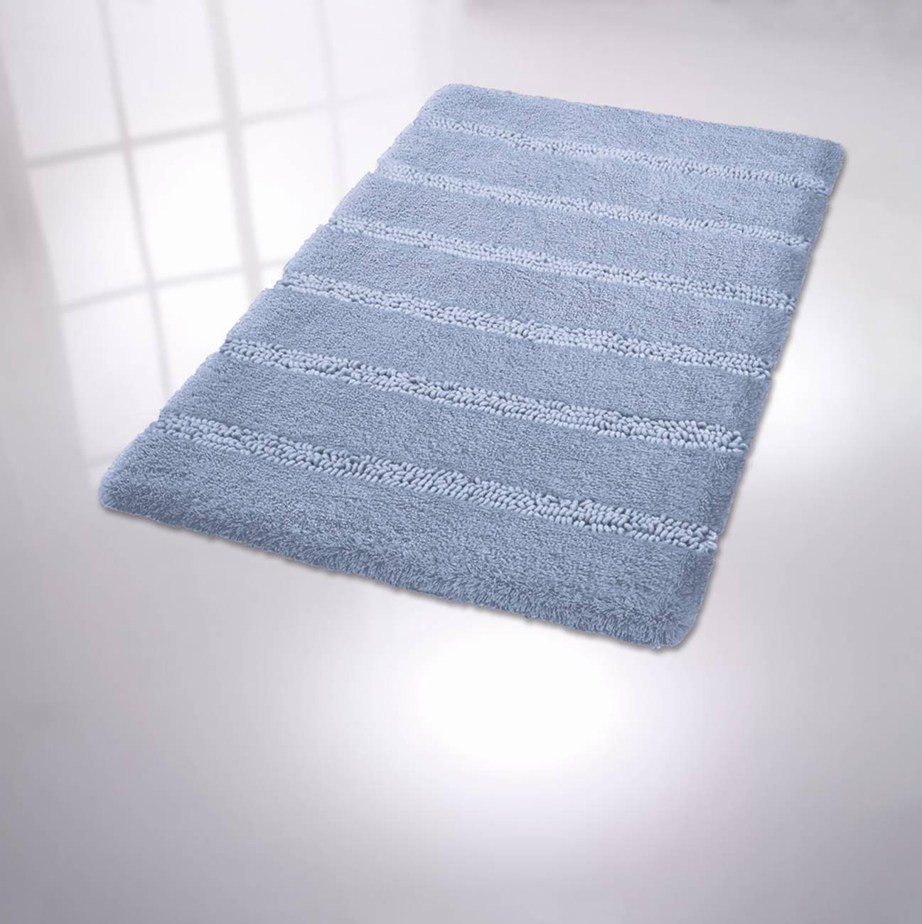 Badteppich Monrovia 100 % Polyester Kaschmir 60x 60 cm