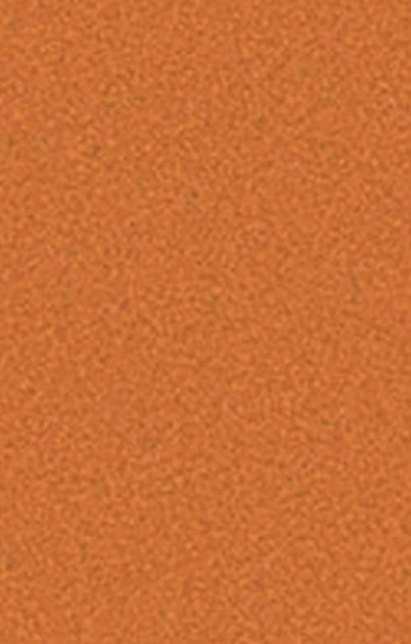 Badteppich Relax 100 % Polyacryl Rost 50x 80 cm