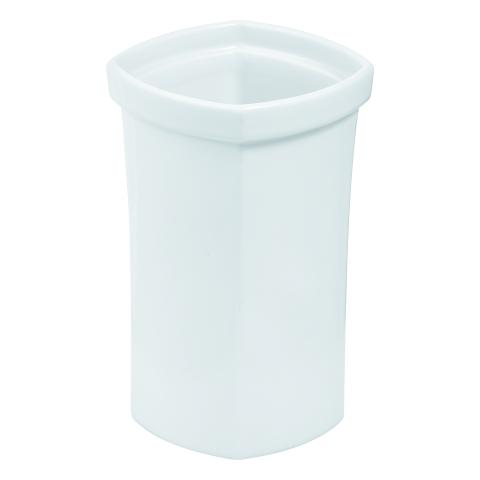 GROHE Ersatzglas 40671 für Toilettenbürstengarnitur