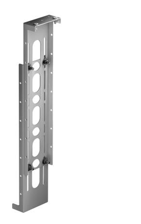 HG Montagewinkel Axor sBox für Montageplatte Fliesenrand