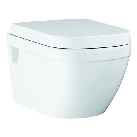 GROHE Wand-Tiefspül-WC-Set Euro Keramik