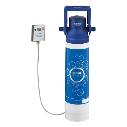 GROHE Filter und Filterkopf GROHE Red 40438_1 für stark kalkhaltiges Wasser