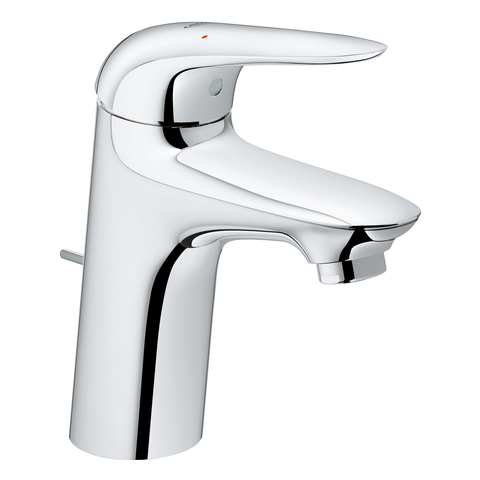 GROHE EH-WT-Batterie Eurostyle 23708_3 S-Size GROHE Zero Hebel geschl. chrom