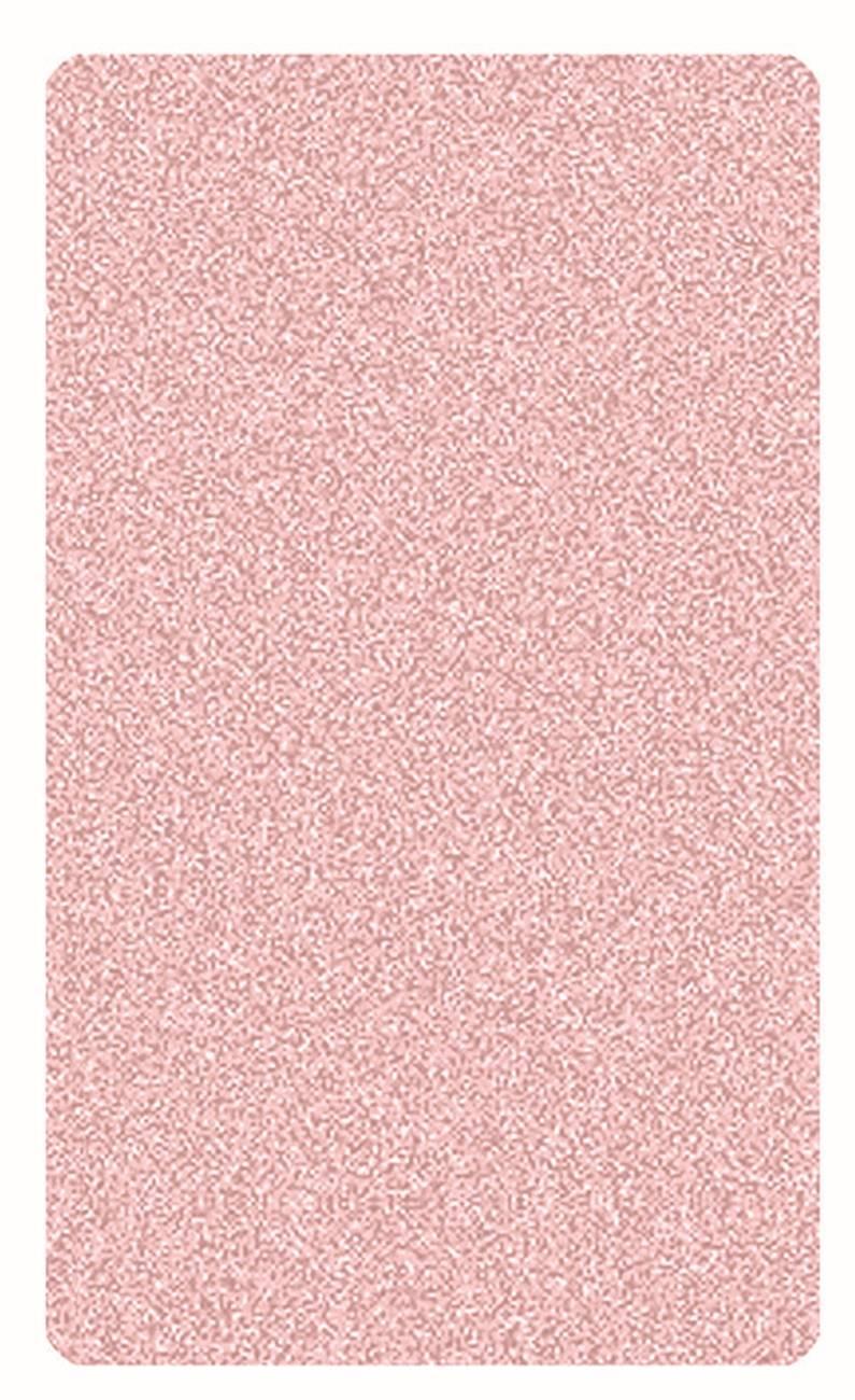 Badteppich Seattle 100 % Polyester Nelke 60x 90 cm
