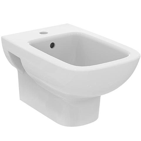 IS Wand-Bidet Ideal Standard i.Life355x540x300mm Weiß mit IdealPlus