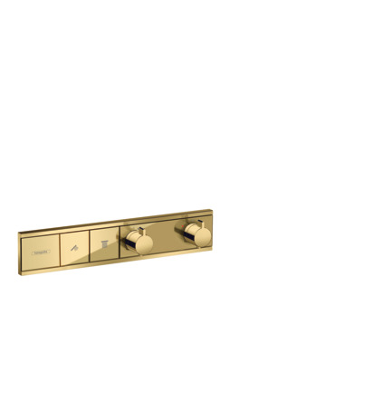 HG Thermostat Unterputz RainSelect Fertigset 2 Verbraucher PGO