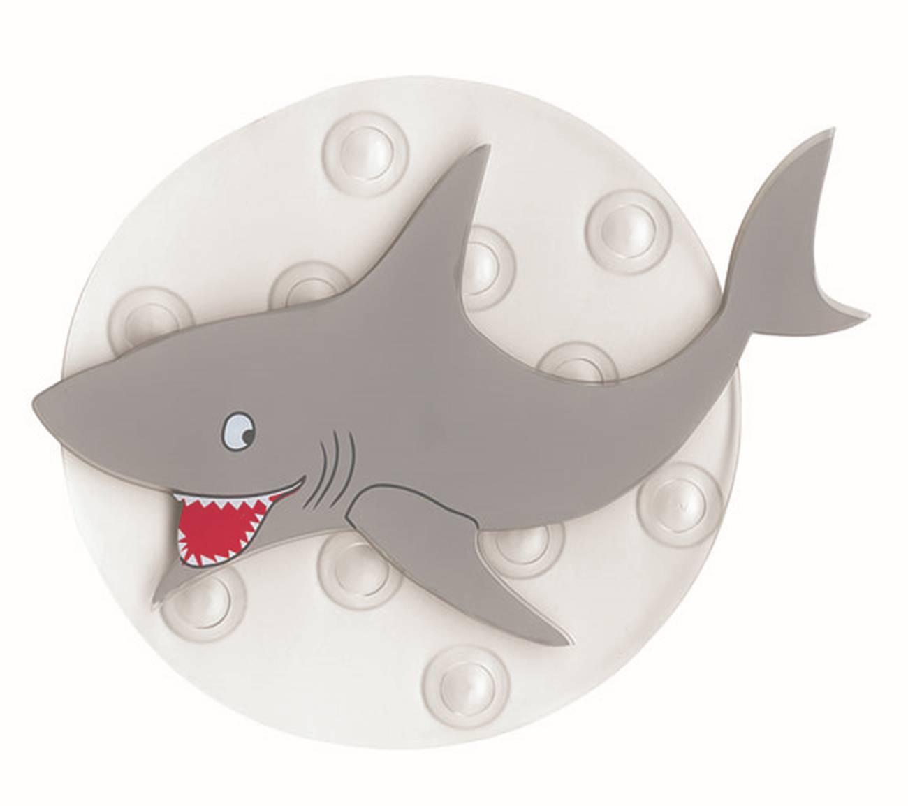 Minis Sharky PVC Anthrazit Set 4-teilig