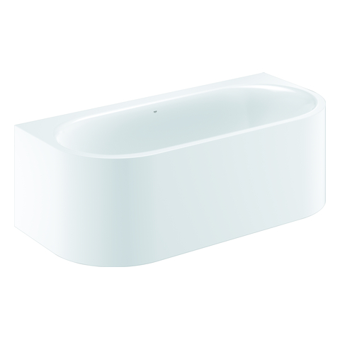 GROHE Vorwand-Badewanne Essence 39622 alpinweiß