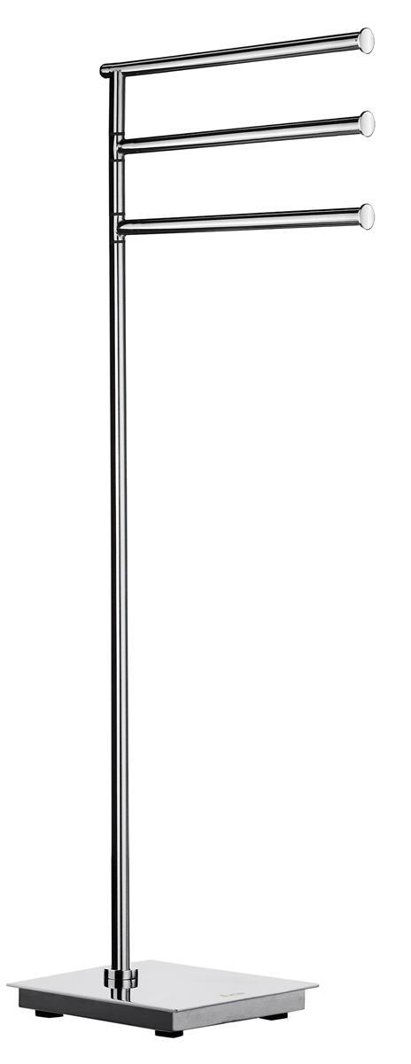 SMEDBO Outline Lite Badetuchhalter, eckig