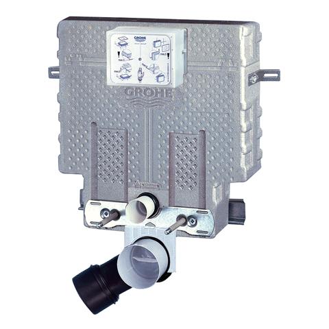 GROHE WC-Element Uniset 38415_1 BH 0,82m SPK 6-9l Betätigung vorn/oben