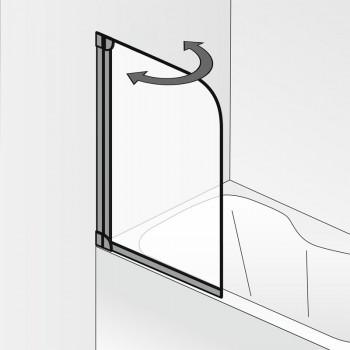 HSK Badewannenaufsatz Favorit 1-teilig