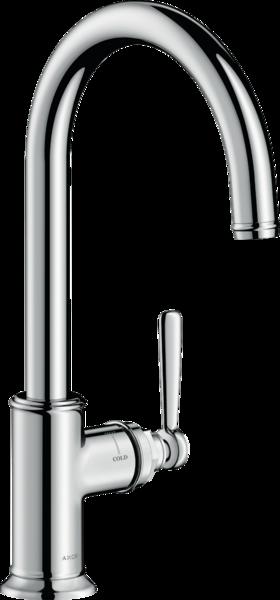 Axor Montreux Einhebel Küchenmischer mit Schwenkauslauf