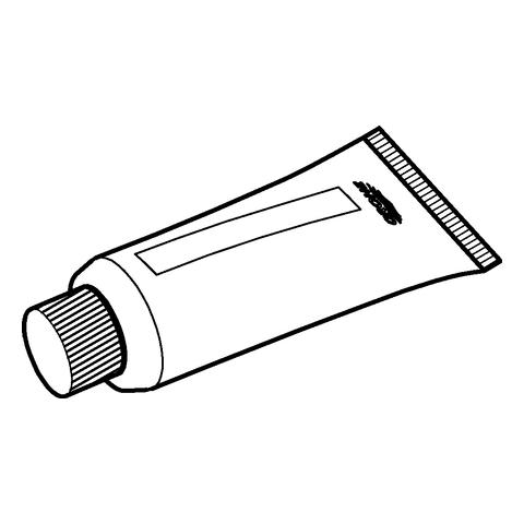 GROHE Spezial-Armaturenfett 45937 25g