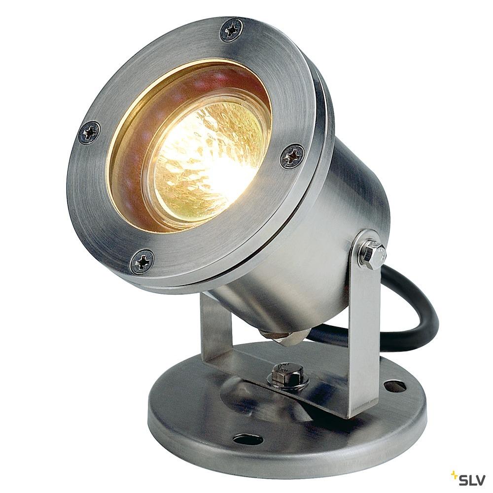NAUTILUS, Outdoor Strahler, QR-C51, IP67, edelstahl 304, max. 35W