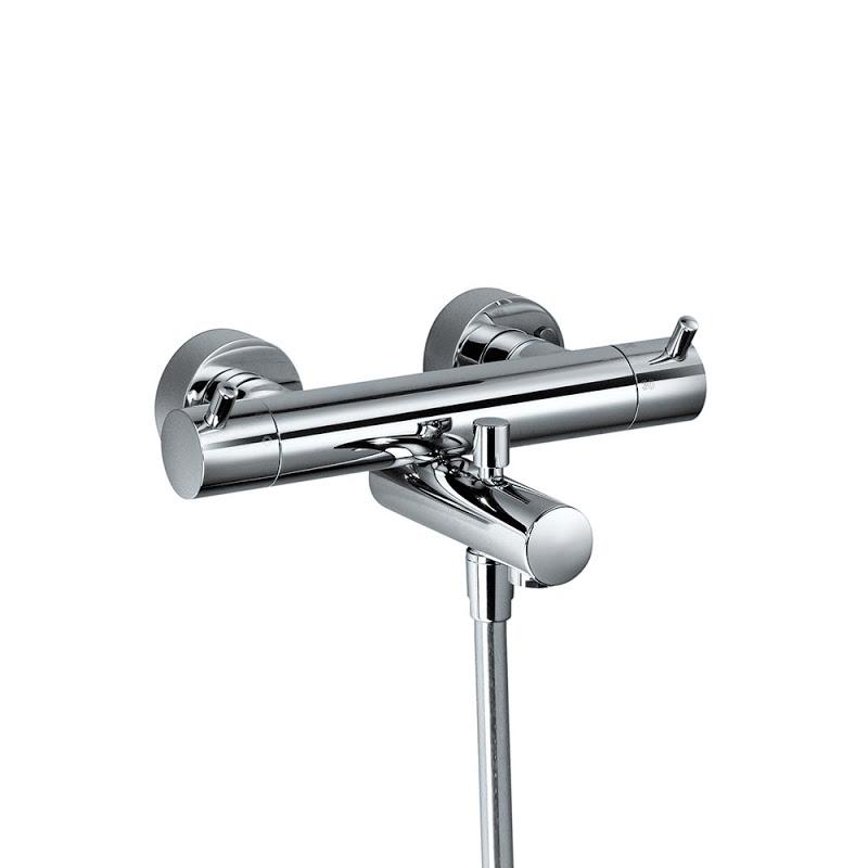 HSK Shower & Co! Aufputz-Sicherheits-Badewannen-Thermostat Rund