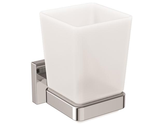 IS Mundglas IOM Cube Chrom