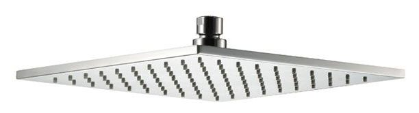 HSK Kopfbrause Eckig, flach - 250x250 mm