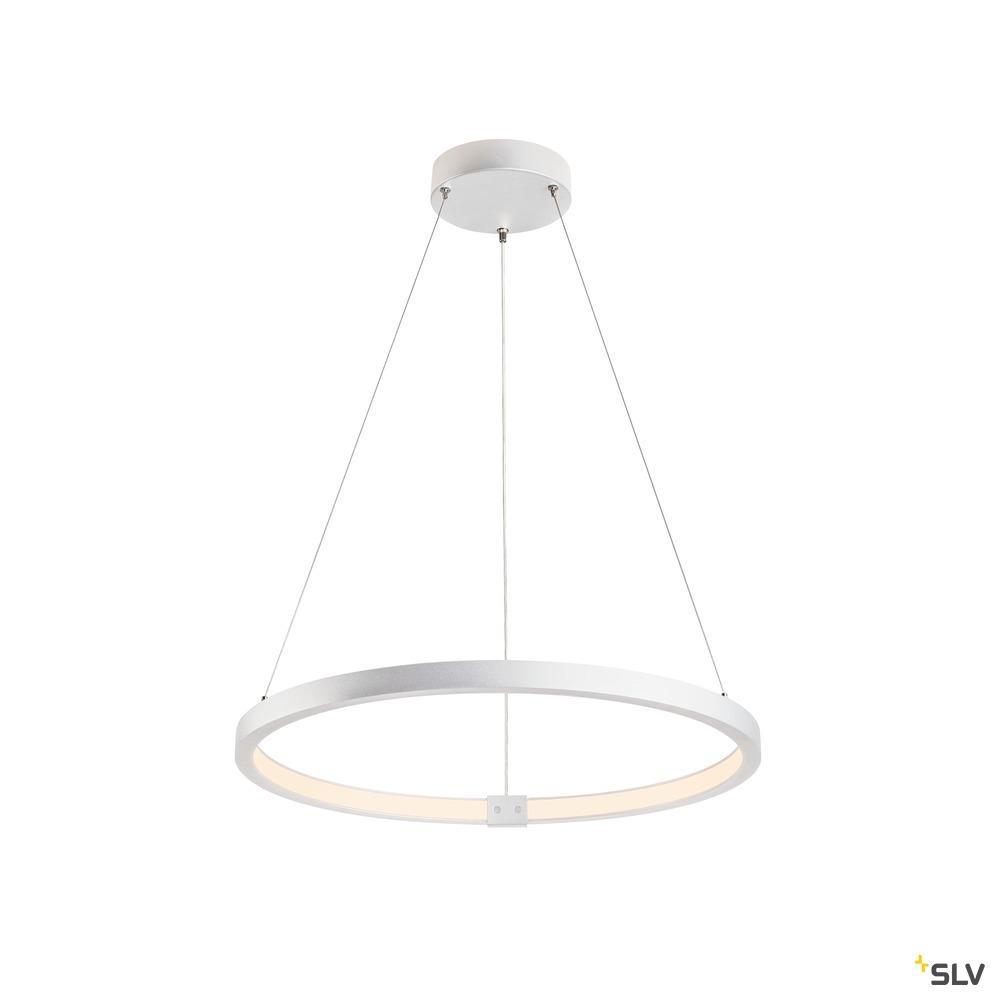 ONE 60 DALI, Indoor LED Pendelleuchte, weiß, 3000/4000K