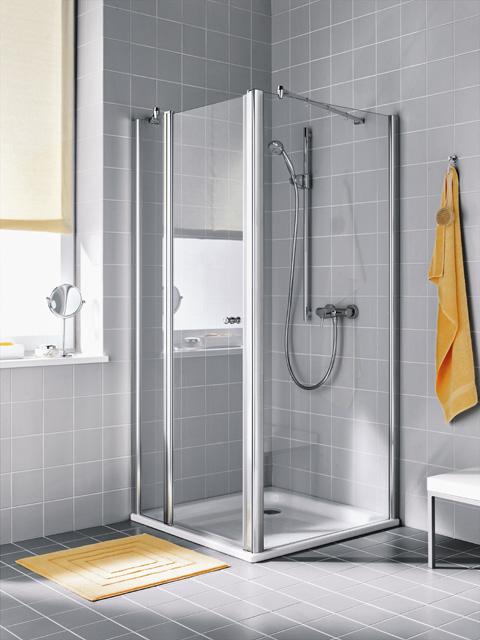 Kermi Seitenwand Atea TWD 1030x 2000 GAK: 990-1015 SIHG ESG klar Clean
