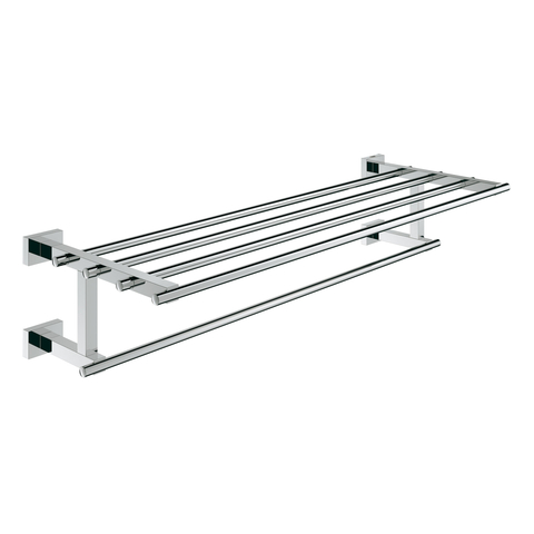 GROHE Multi-Badetuchhalter Essentials Cube 40512_1 558mm Metall chrom
