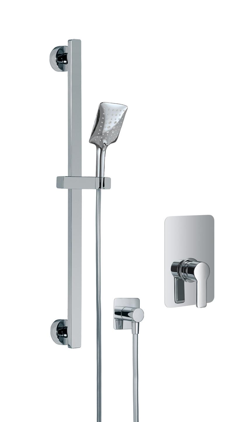 HSK Shower & Co! - Shower Set 2.22 Softcube