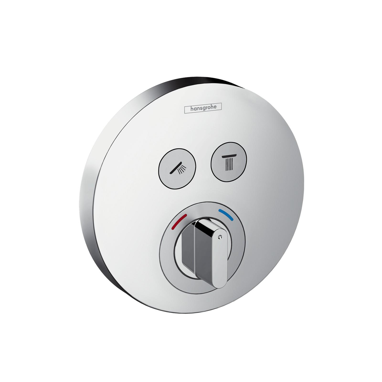 HG Mischer Unterputz ShowerSelect S