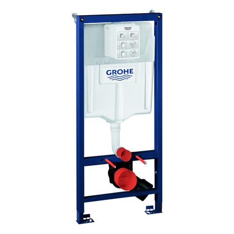 GROHE WC-Element Rapid SL 38536_1 mit Zubehör für Vorwandmontage
