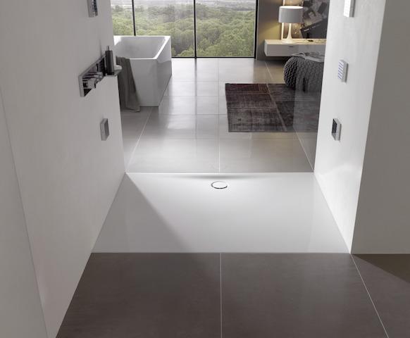Bette Floor Side - 1700x900 mm Bahama Beige (003) exkl. Antirutsch inkl. Wannenträger