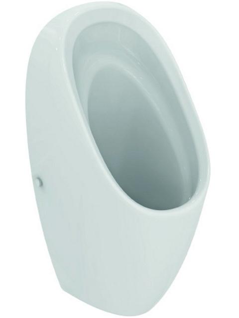 IS Urinal Connect Wasserlos Abl.waagr.verd. 325x315x650mm Weiß