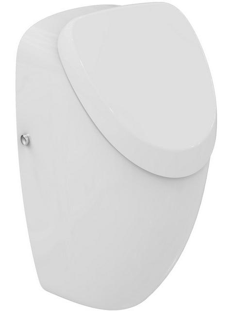 IS Absaugeurinal Connect Zul.von hi. Zul.u.Abl.verd. 280x295x535mm Weiß m.IP