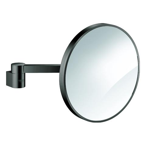 GROHE Kosmetikspiegel Selection 41077 hard graphite