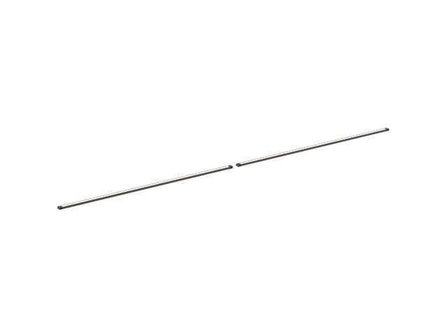 IS Schubladenleuchten-Set Conca 1960mm Anthrazit