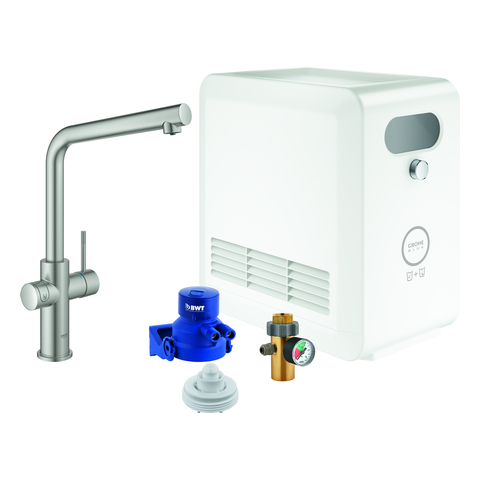 GROHE Starterkit GROHE Blue Professional