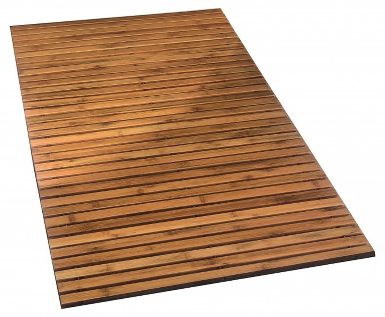 Holzmatte Level Bambus Natur 50x 80 cm